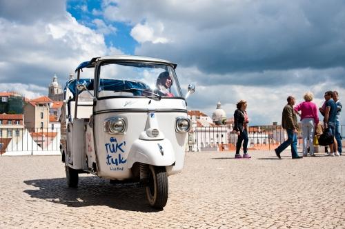 tuk tuk Lisboa